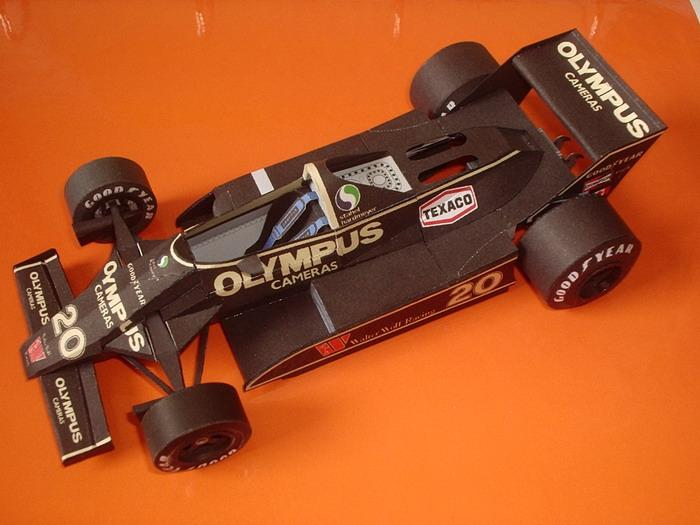 Workshop 171 Modely F1